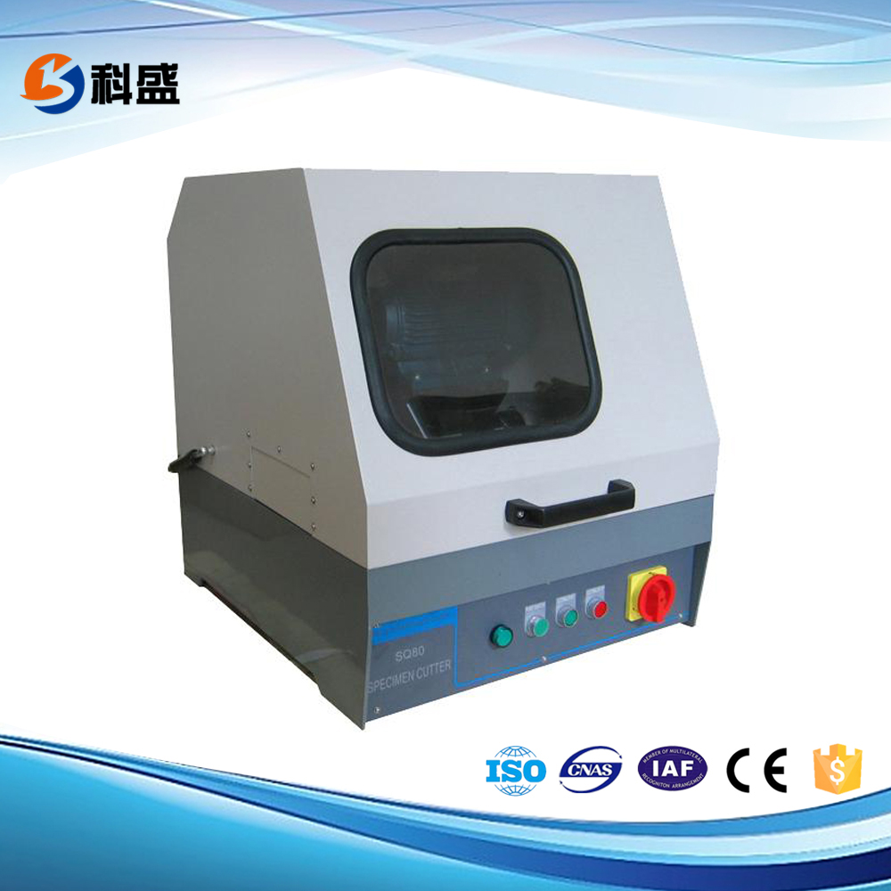 SQ-60 Manual Metallographic Specimen Cutt