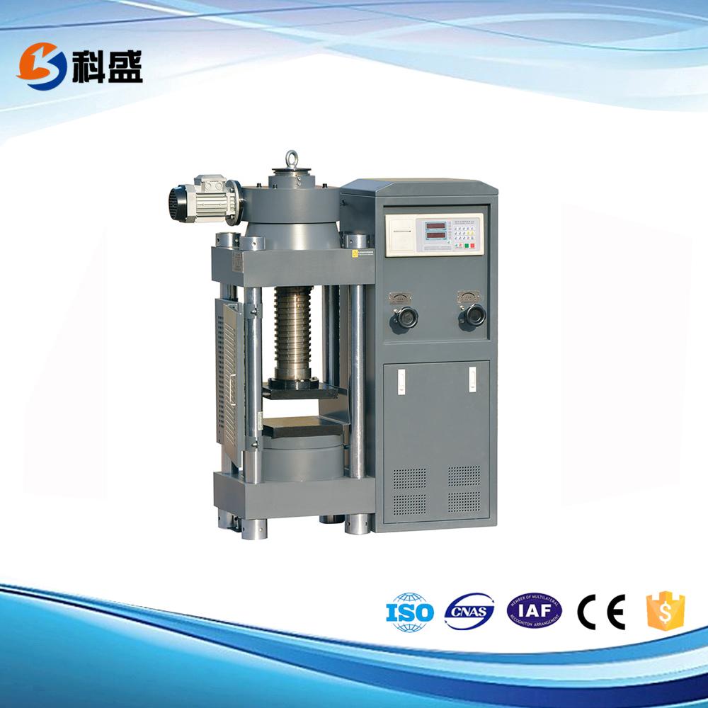 YES-3000D数显式压力试验机
