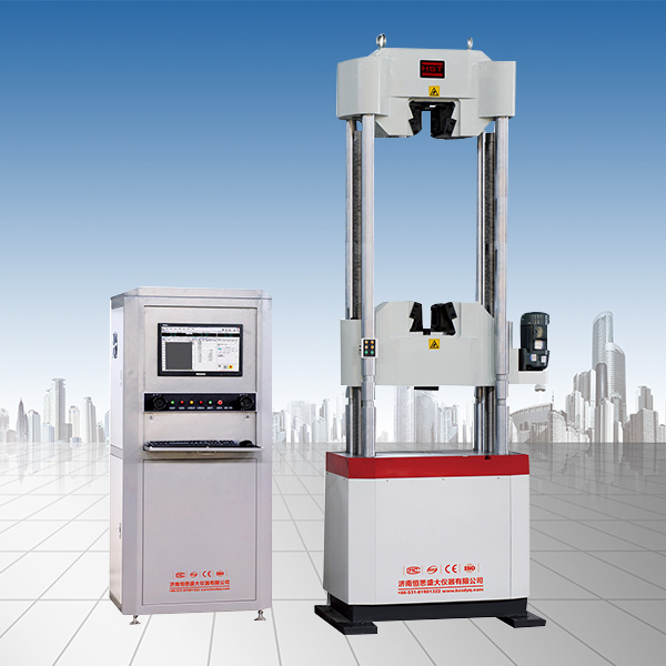 1000KN/100吨微机屏显钢绞线试验机