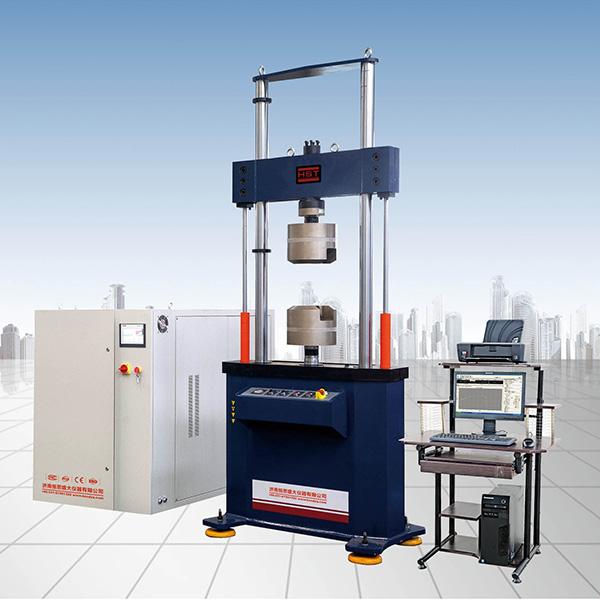 PWS-100/100KN电液伺服动静万能试验机