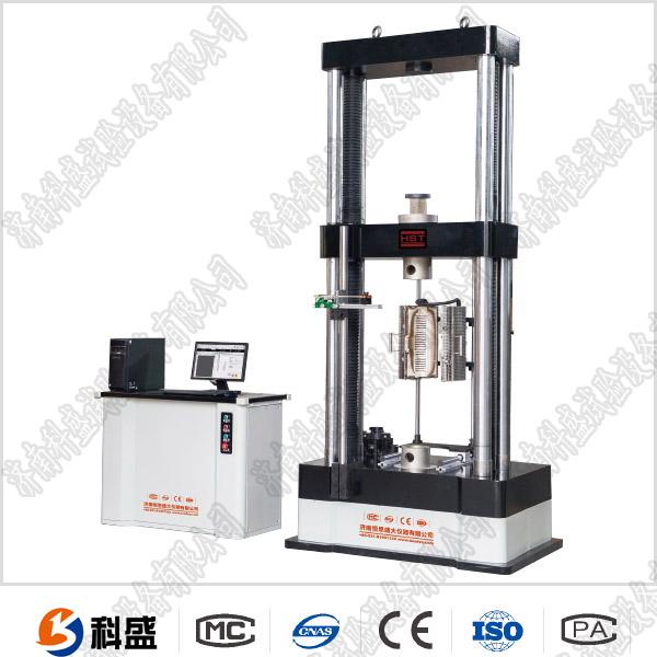 塑料管材高温拉力试验机