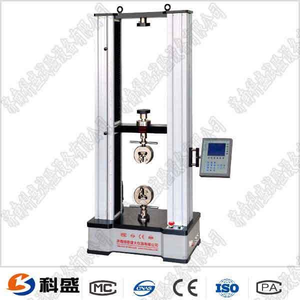 88必发com_WDS-100/100 Kn /10吨 液晶显示(数显式)电子拉力试验机