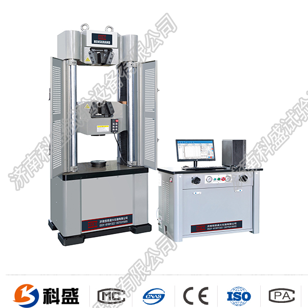 WEW-D微机屏显液ya拉力试验机(六柱)