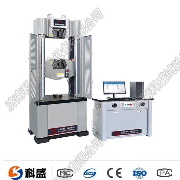 WEW-D微机ping显液压wan能试验机